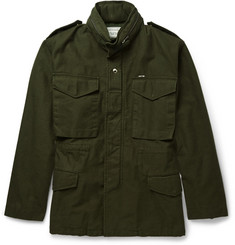 Maison Kitsuné M65 Cotton Field Jacket