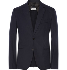 Maison Martin Margiela Slim-Fit Cotton-Canvas Blazer