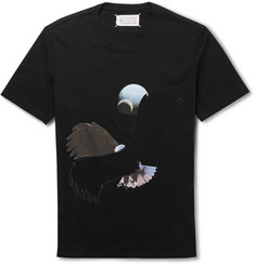 Maison Martin Margiela Printed Cotton T-Shirt