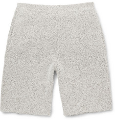 Maison Margiela Cotton-Blend Towelling Shorts
