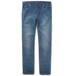 Maison Margiela Slim-Fit Overdyed Denim Jeans