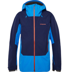 Patagonia Super Alpine DWR Lightweight Hooded Jacket