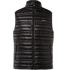 Patagonia Down-Quilted DWR Lightweight Gilet