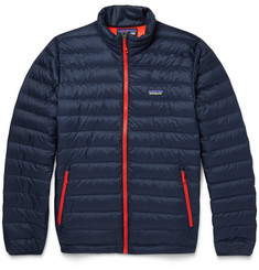 Patagonia Down-Quilted DWR Recycled Lightweight Jacket