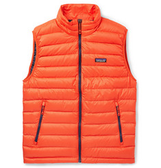 Patagonia Down-Quilted DWR Recycled Lightweight Gilet