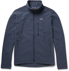Patagonia Oakes Striped Fleece Jacket