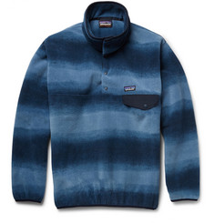Patagonia Dégradé Lightweight Synchilla® Snap-T® Fleece Pullover