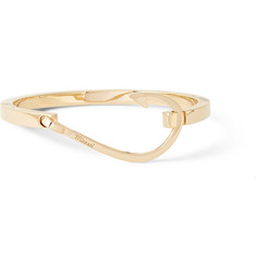 Miansai Gold-Plated Cuff