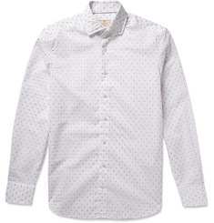 Hackett Mayfair Dobby Cotton Shirt