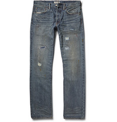 Ron Herman Superior 2 Relaxed Straight-Leg Jeans
