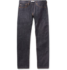 Ron Herman Indigo Raw Japanese Denim Jeans