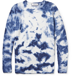 Ron Herman Dip-Dyed Cashmere Sweater