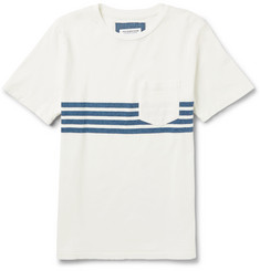 Ron Herman Striped Cotton T-Shirt