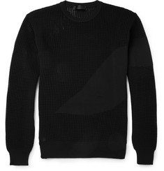 Alexander McQueen Open-Knit Sweater