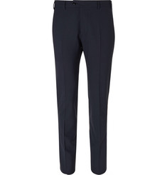 Valentino Slim-Fit Wool-Blend Trousers