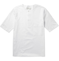 Christophe Lemaire Cotton-Jersey Henley T-Shirt