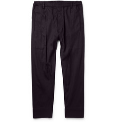 Lemaire Cotton Chambray Trousers