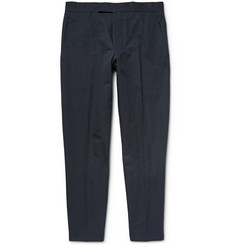 Lemaire Cotton and Linen-Blend Trousers