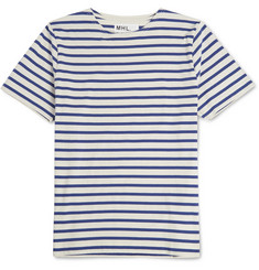 Margaret Howell MHL Striped Cotton T-Shirt