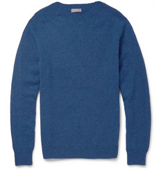 Margaret Howell Cotton and Cashmere-Blend Sweater