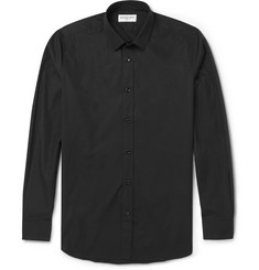 Saint Laurent - Slim-Fit Cotton Shirt