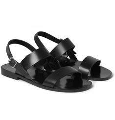 Saint Laurent - Leather Sandals