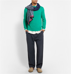 Paul Smith Wool-Blend Trousers