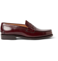 Heschung Hedera Leather Penny Loafers