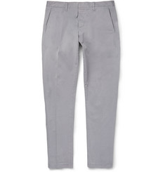 AMI Cotton-Blend Chinos