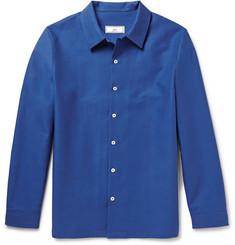 AMI Cotton-Blend Overshirt