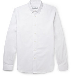 AMI Slim-Fit Cotton Shirt