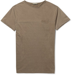 Boglioli Striped Cotton-Jersey T-Shirt