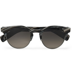 Paul Smith Shoes & Accessories Acetate and Metal Sunglasses
