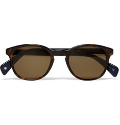 Paul Smith Shoes & Accessories Round-Frame Acetate Sunglasses