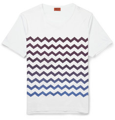 Missoni Printed Cotton T-Shirt