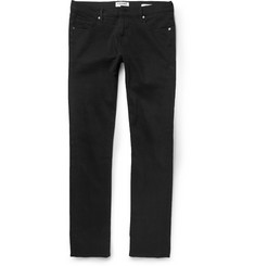 Frame Denim Vinoodh Black Magic Slim-Fit Denim Jeans