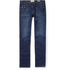 Frame Denim Vinoodh Blue Moon Slim-Fit Denim Jeans