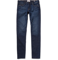 Frame Denim L'Homme Niagra Slim-Fit Denim Jeans