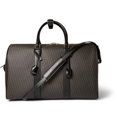 Saint Laurent Monogramme Large Textured-Leather Holdall