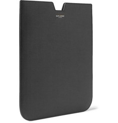 Saint Laurent Leather iPad Case