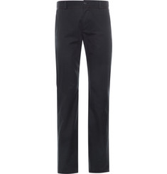 Chalayan Tape-Trimmed Cotton Trousers