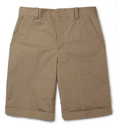 Chalayan Cotton-Twill Shorts