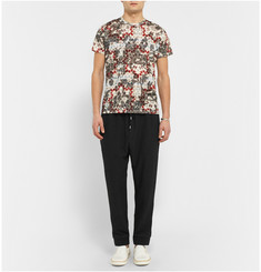 Chalayan Printed Cotton T-Shirt