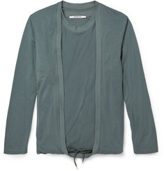 Chalayan Transformer Cotton Cardigan