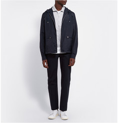 Chalayan Hooded Perforated Jacket