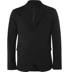 Marni Reversible Stretch Cotton and Wool-Blend Jacket