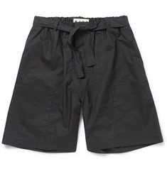 Marni Cotton Parachute Shorts