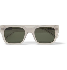 Marni Square-Frame Acetate Sunglasses