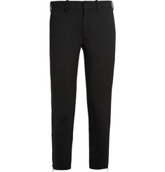 Neil Barrett Slim-Fit Zipped-Ankle Trousers