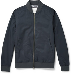 Saturdays Surf NYC Cotton Bomber Jacket